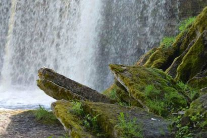 Jägala Waterfall and Historic Harju County Tour