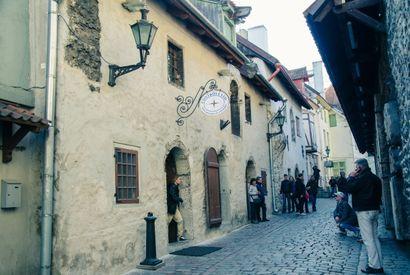 Tallinn Old Town Tour