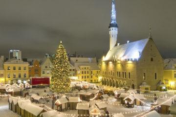 Tallinn Old Town Christmas Market