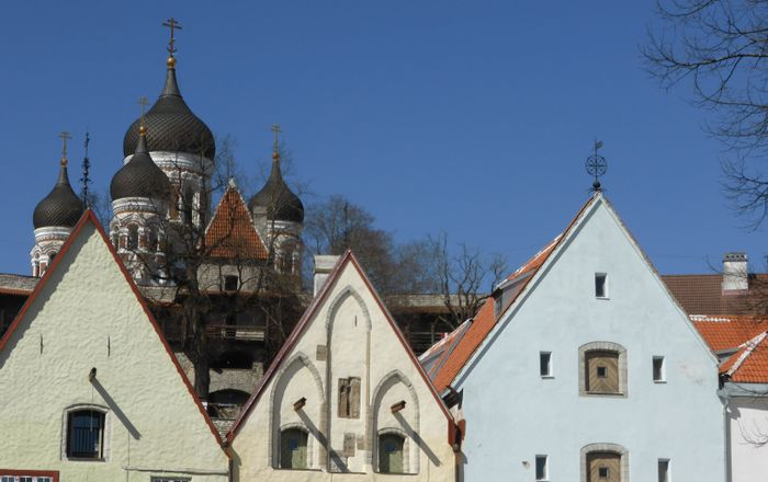 Tallinn Tours in Spanish with Prangli Travel