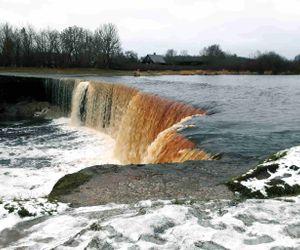 300x250 Jägala Waterfall. Prangli Travel.