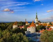 ©Alexander Gu. Tallinn Old Town