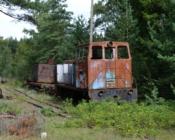 ©Sunlines. Naissaare kitsarööpmeline raudtee