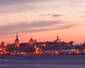 ©Sunlines. Enjoy the beautiful Tallinn skyline