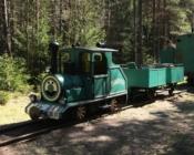 ©Sunlines. Naissaare raudtee