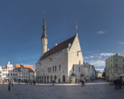 ©VisitEstonia. Tallinn Town Hall Square in the Old Town