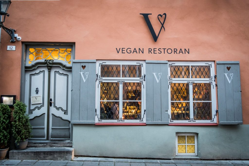 ©Vegan Restaurant V