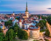 ©VisitEstonia. Tallinn Old Town seen from above