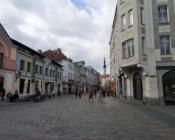 ©J. Leppmets. Viru street in Tallinn Old Town