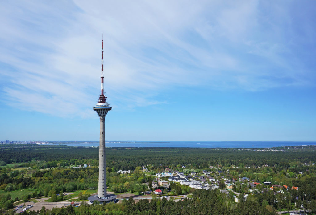 Tallinn TV Tower Tour