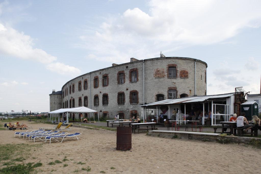 Soviet Prison Tallinn Tour